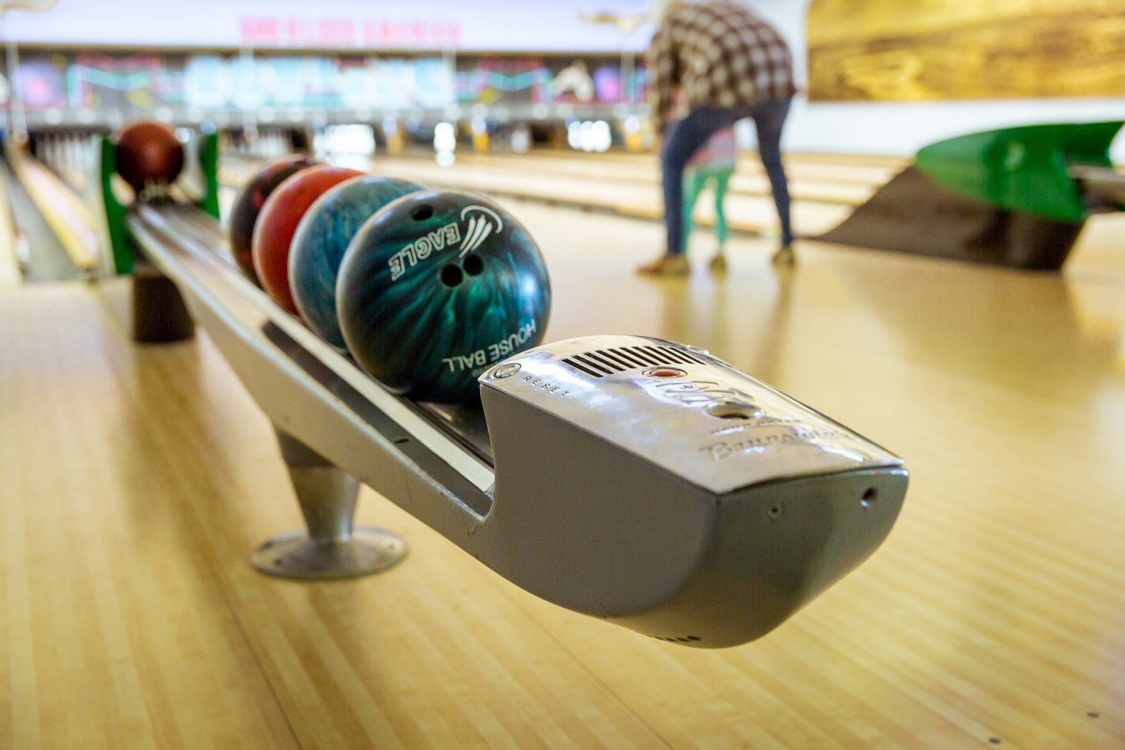 Bowling is on the rise again!